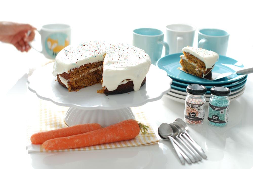 Tarta De Zanahoria Thermomix / Si te gusta preparar diferentes tipos de tartas y tienes la thermomix en tu cocina, esta receta te encantará.